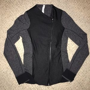 Asymmetrical Lululemon Jacket